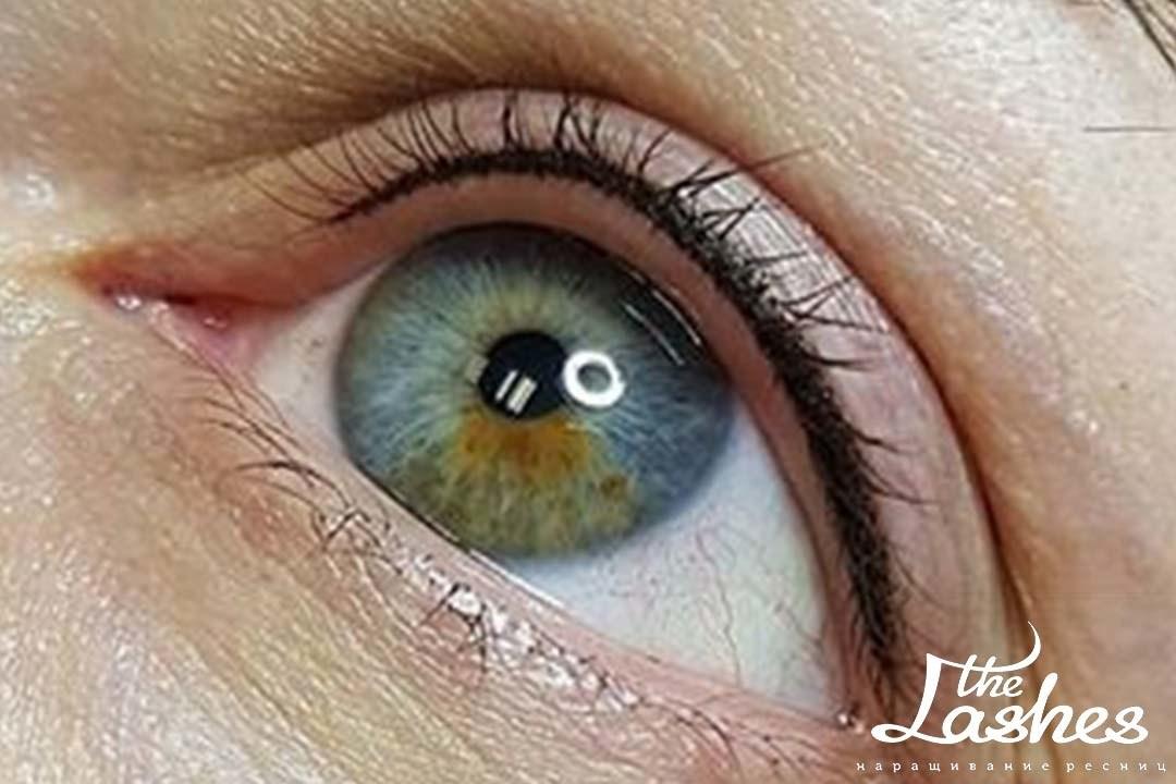 Межресничный татуаж - The Lashes